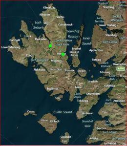 Sycamore Tarspot Map