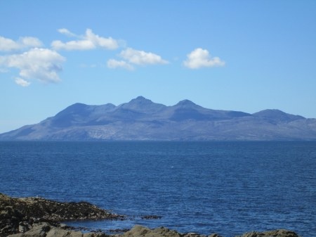 Rum Cuillens from Sleat