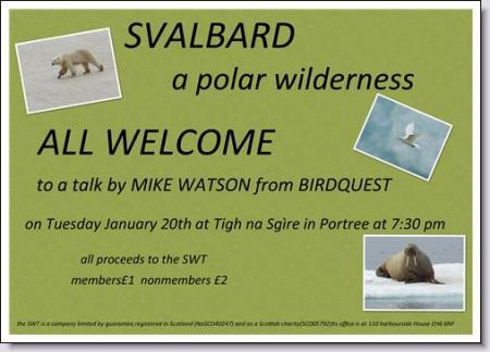 Svalbard talk 2