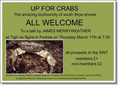 Up for Crabs