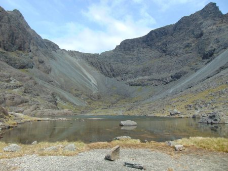 Upper Coire Lagan
