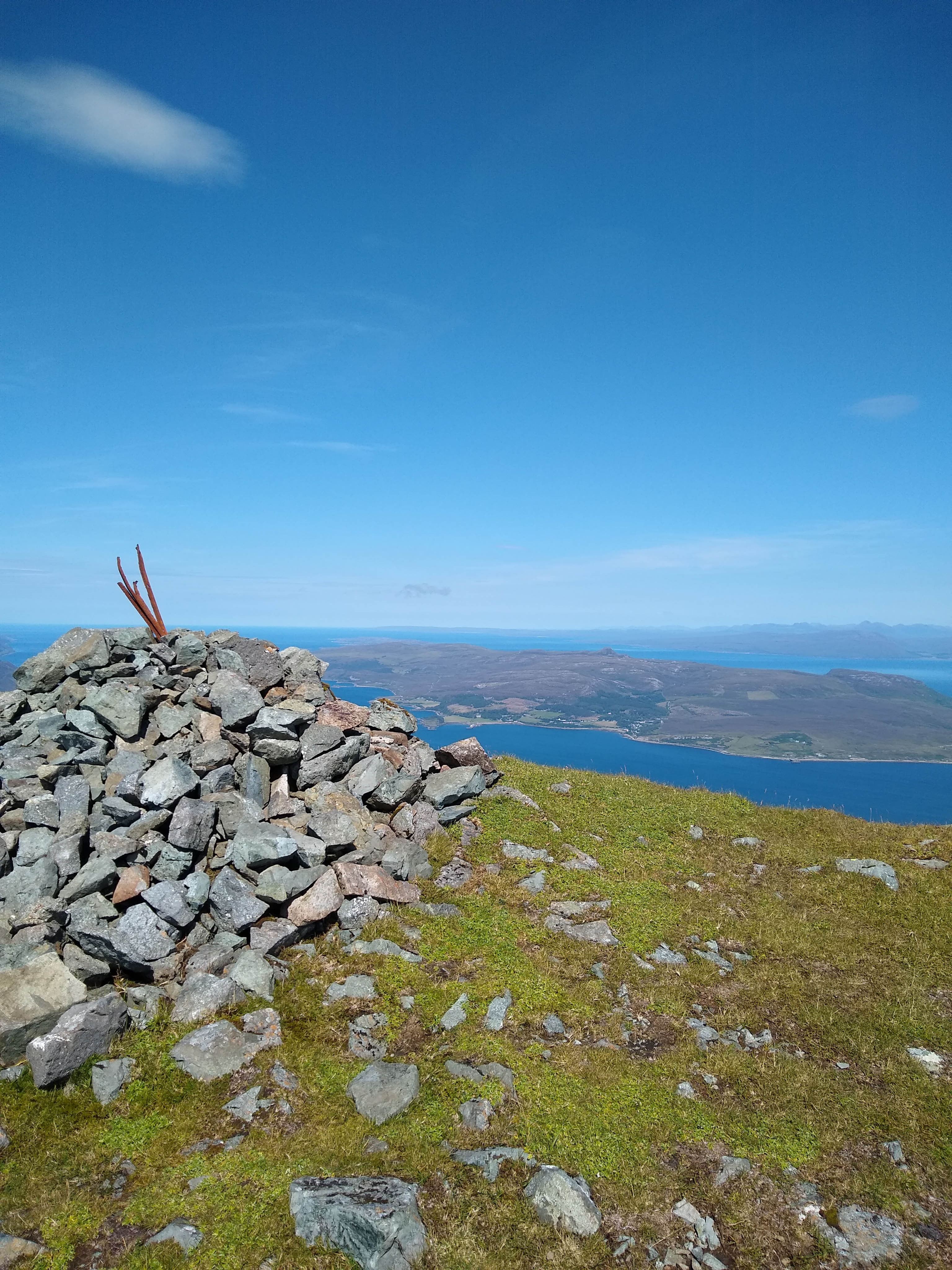 Glamaig Summit